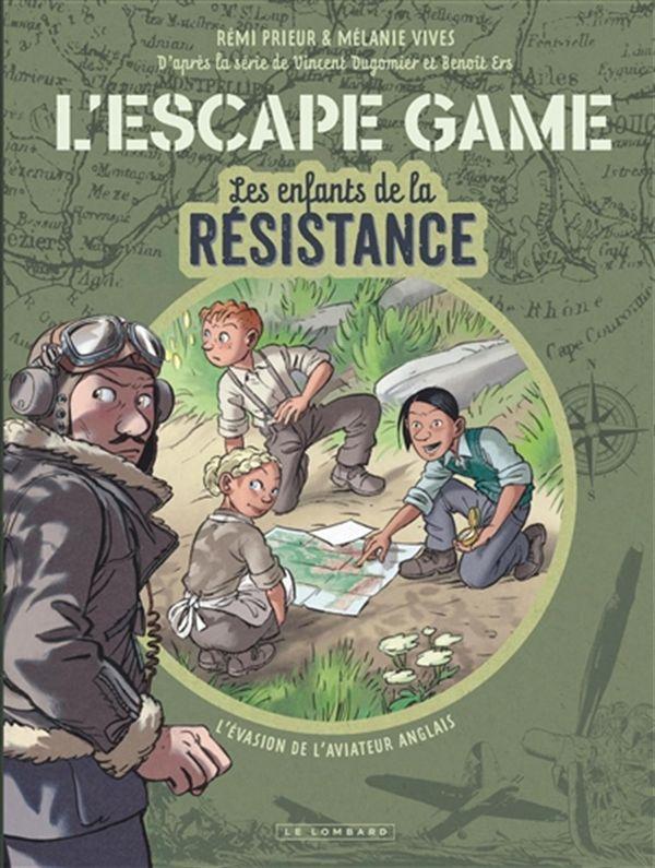 Les enfants de la résistance : L'escape game