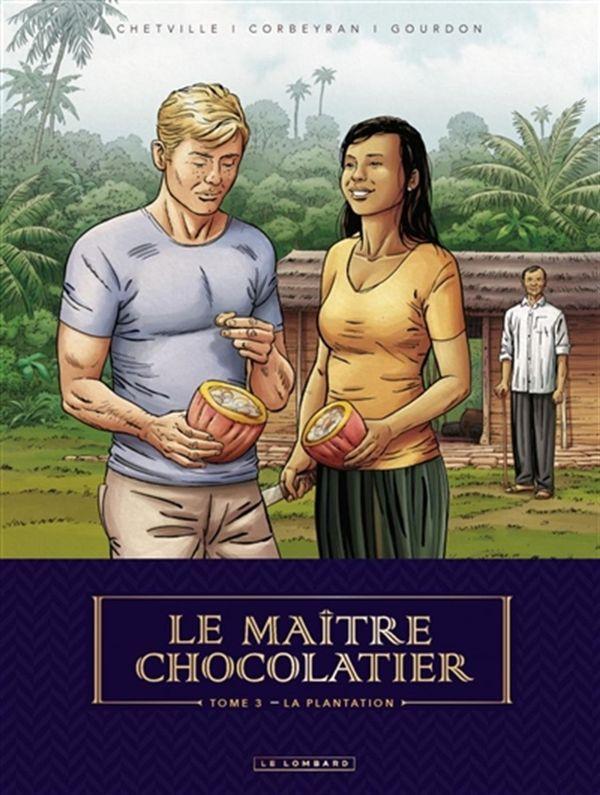 Maître Chocolatier 03  La Plantation