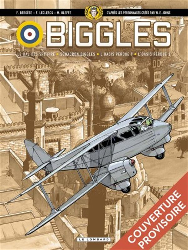 Biggles - Intégrale 02