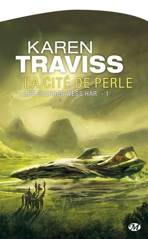 Les Guerres Wess'Har - 3 Tomes- Karen Traviss