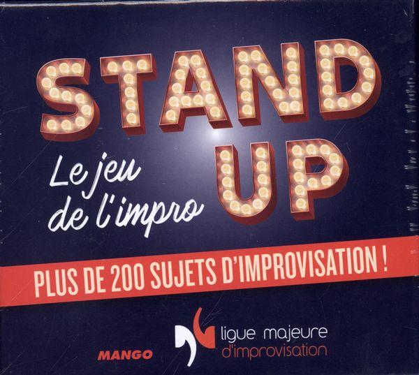 Stand up : Le jeux de l'impro