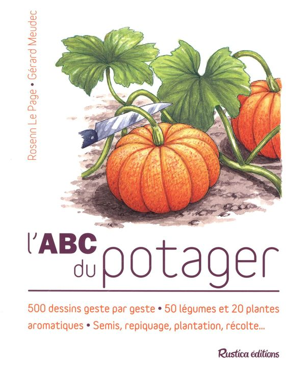 L'ABC du potager - Pack