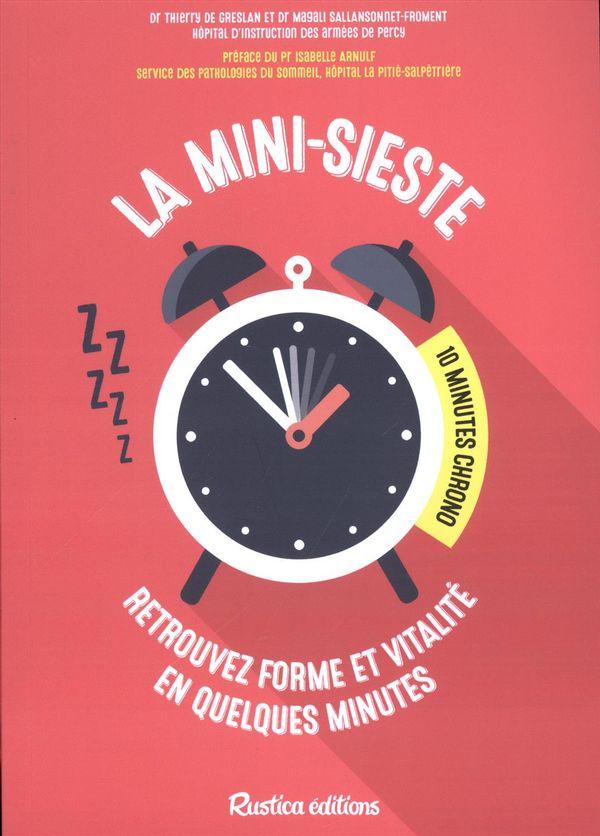 La mini-sieste : Retrouvez forme et vitalité en quelques minutes