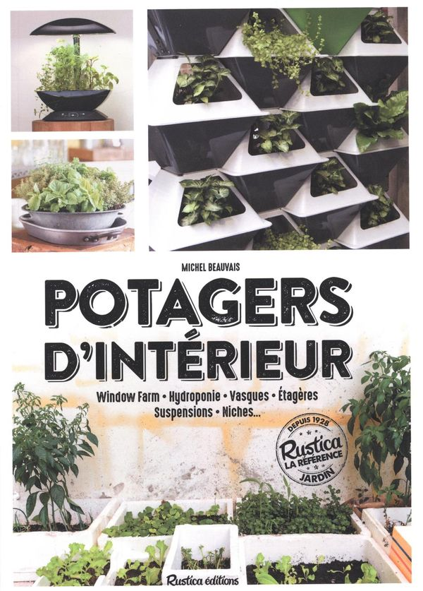 Potagers D Interieur Window Farm Hydroponie Vasques Etageres