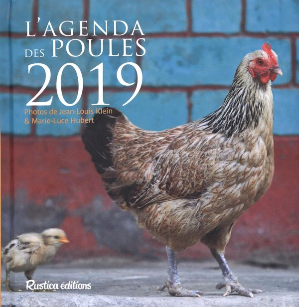 L'agenda des poules 2019
