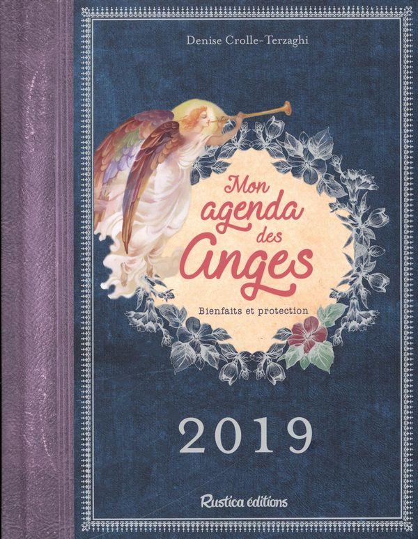 Mon agenda des anges 2019