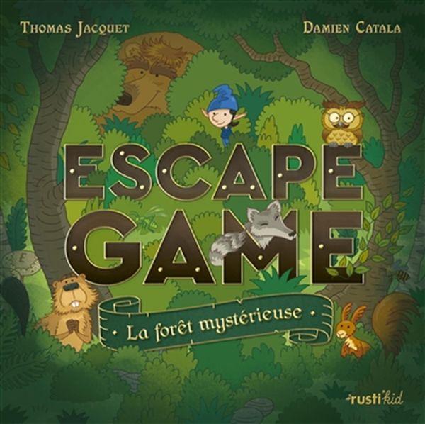 Escape game - La forêt mystérieuse