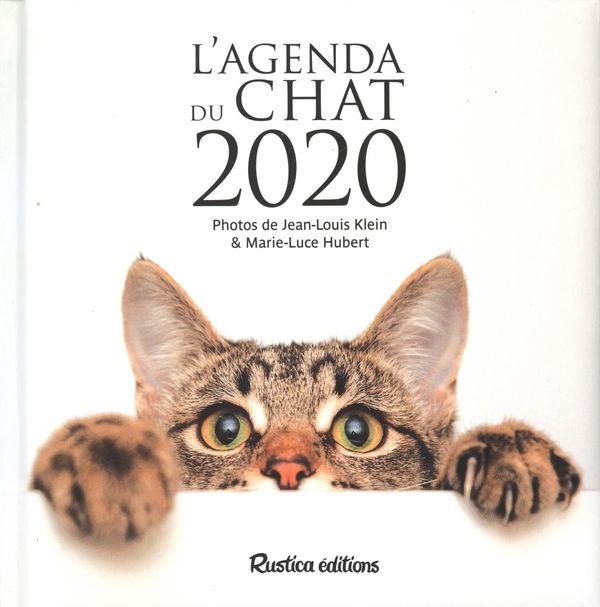 L'agenda du chat 2020