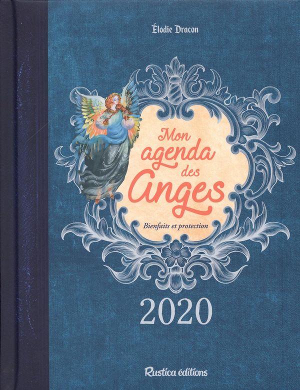 Mon agenda des anges 2020