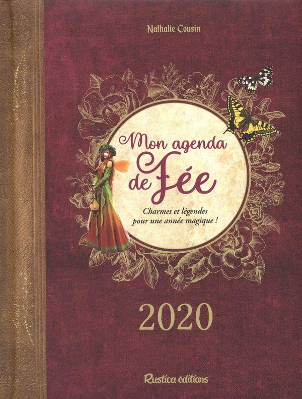 Mon agenda de fées 2020