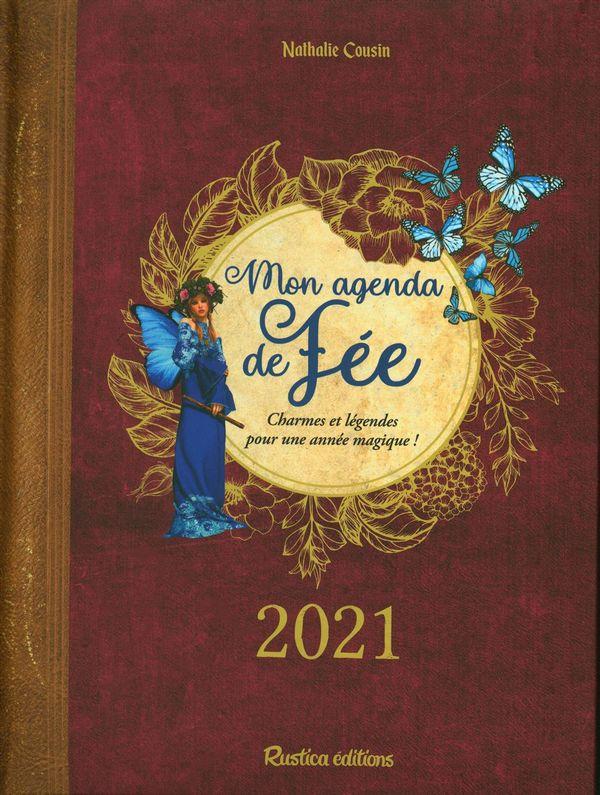 Mon agenda de fée 2021