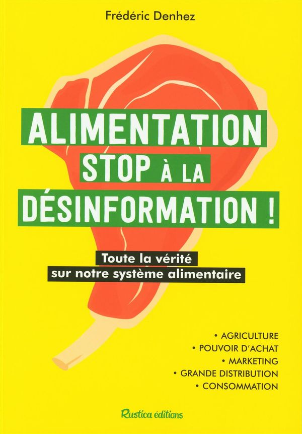 Alimentation Stop à la dictature