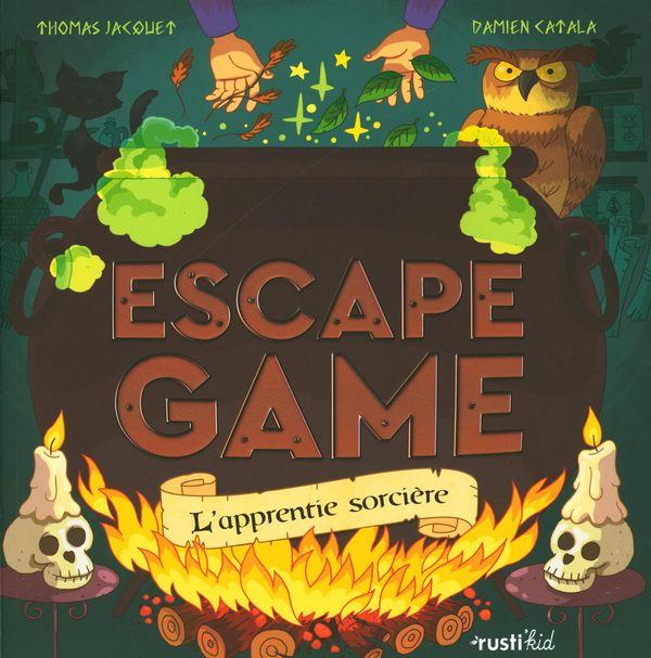 Escape game - L'apprentie sorcière