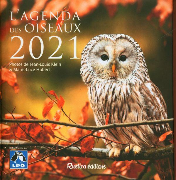 L'agenda des oiseaux 2021