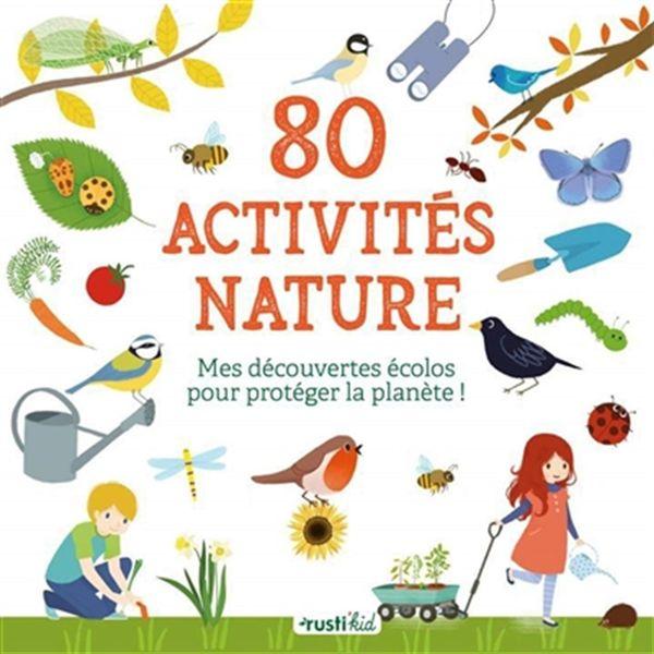 80 activités nature