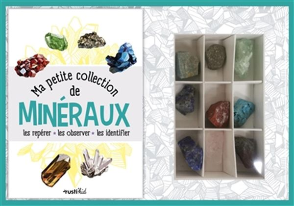 Ma petite collection de minéraux