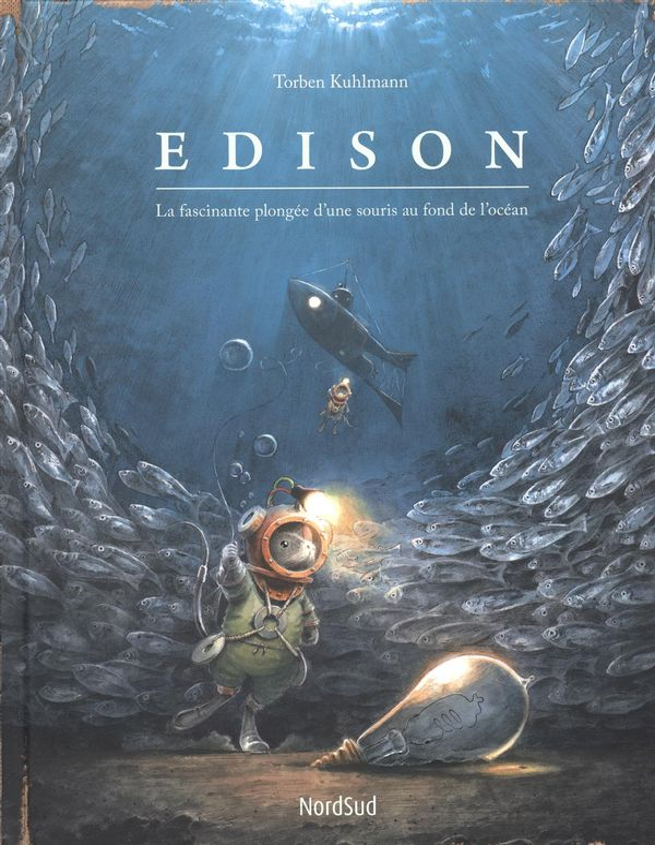 Edison : La fascinante plongée d'une souris au fond de l'océan