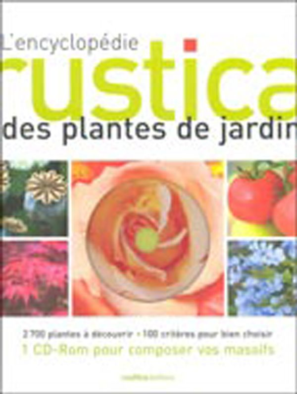 Encyclopédie rustica des plantes jardin | Distribution Prologue