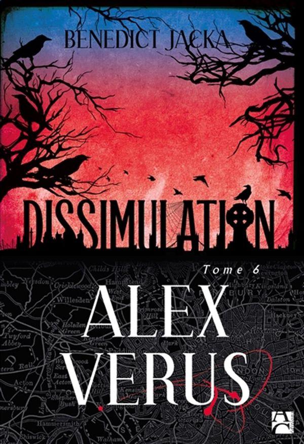 Alex Verus 06 Dissimulation