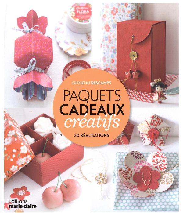 Paquets cadeaux créatifs