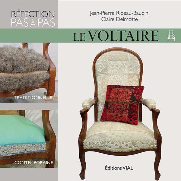 Réfection pas à pas :  Le Voltaire
