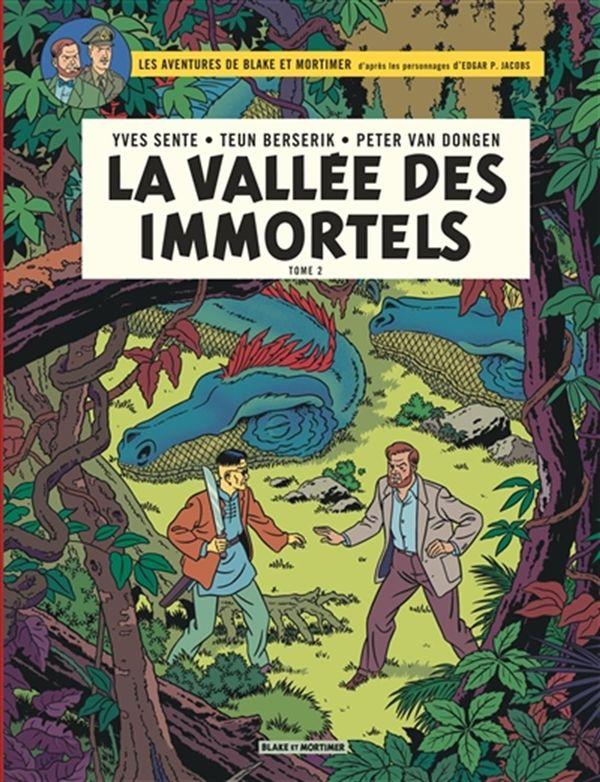 Blake et Mortimer 26 : La Vallée des Immortels 02