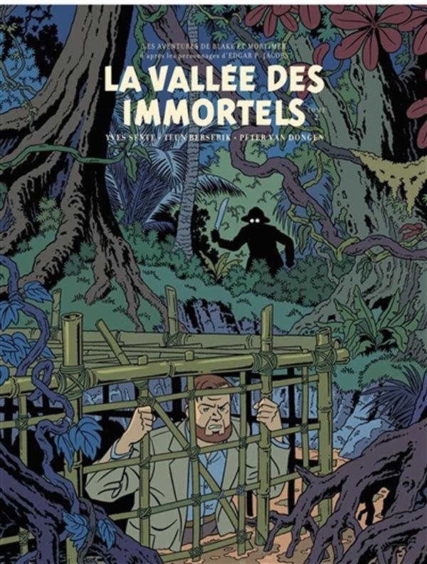 Blake et Mortimer 26 : La Vallée des immortels 02 édi bibliophile