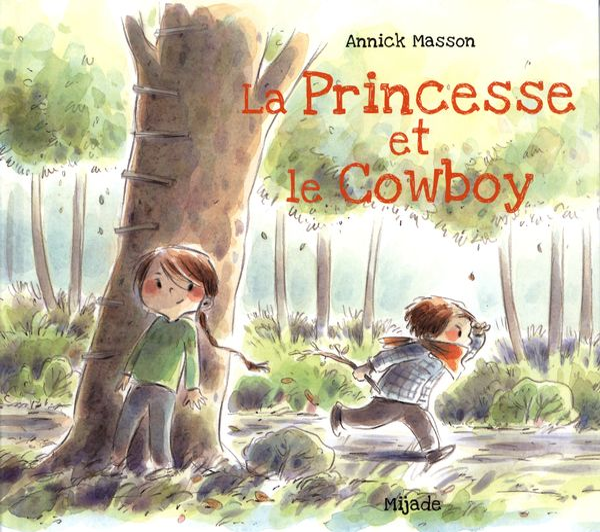 La Princesse et le Cowboy