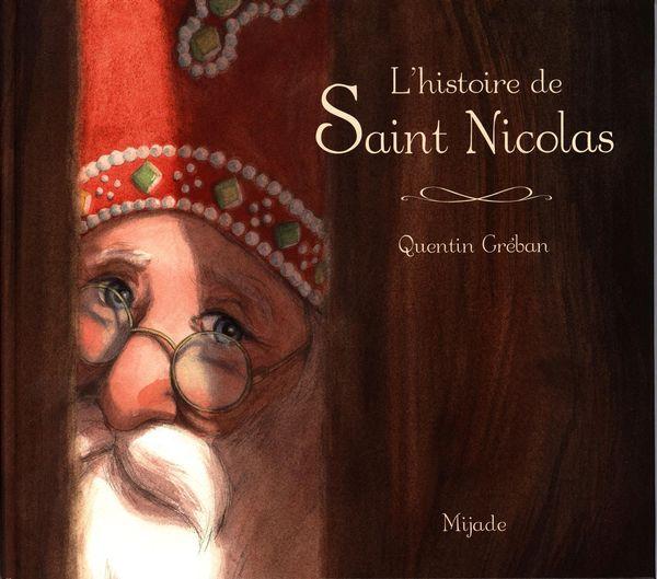 L'histoire de Saint Nicolas