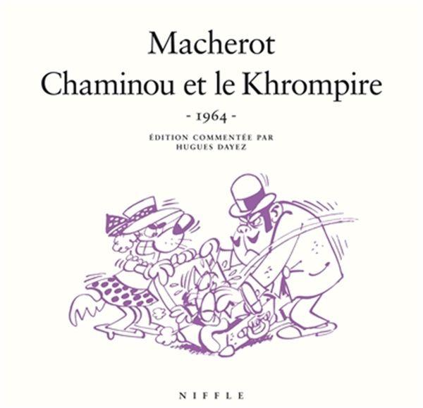 Chaminou et le Khrompire 05 1964