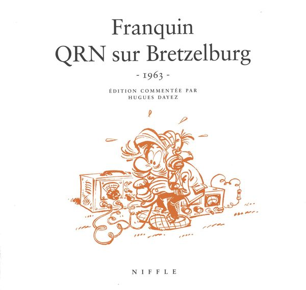 QRN sur Bretzelburg - 1963