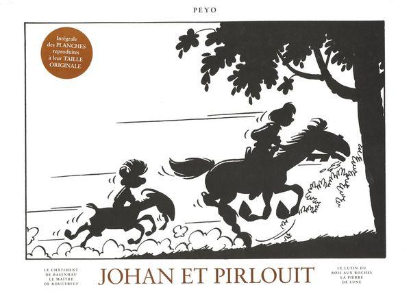 Johan et Pirlouit Intégrale 01
