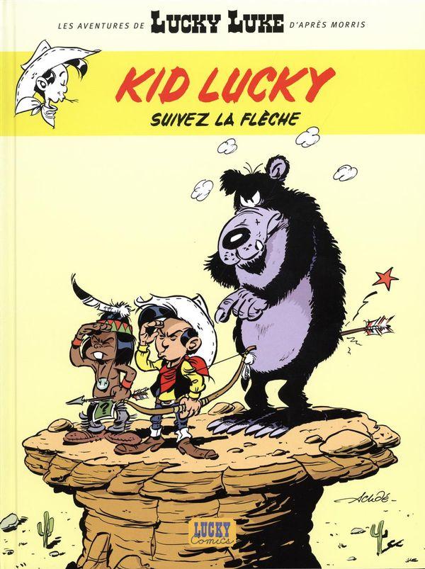 Kid Lucky 04  Suivez la flèche