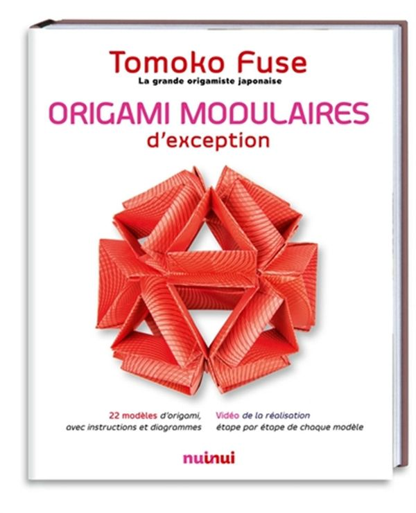 Origami modulaires d'exception