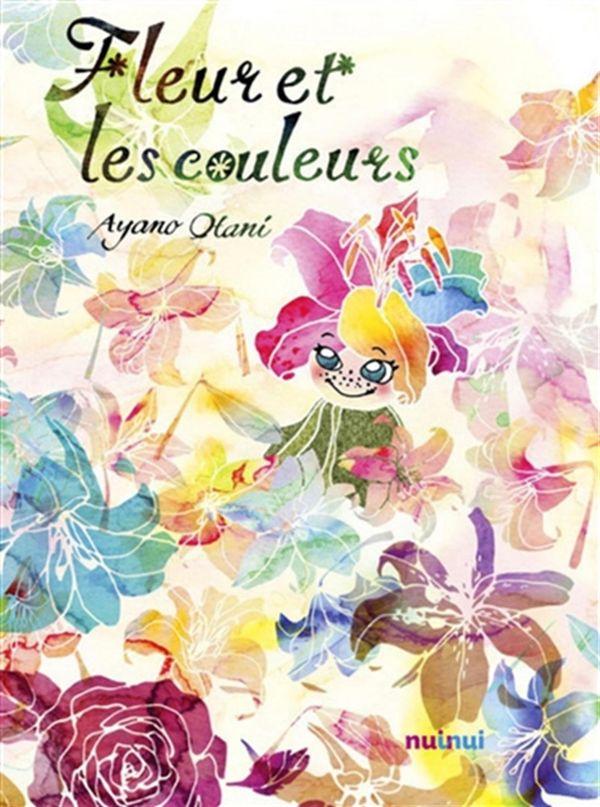 Fleur et les couleurs