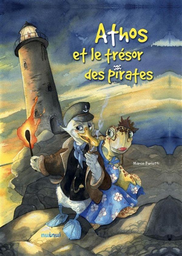 Athos et le trésor des pirates