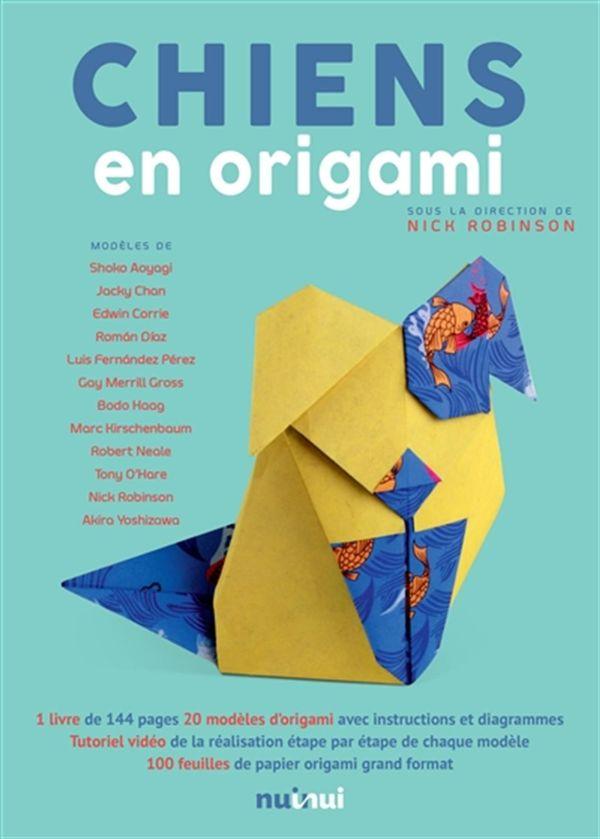 Chiens en Origami
