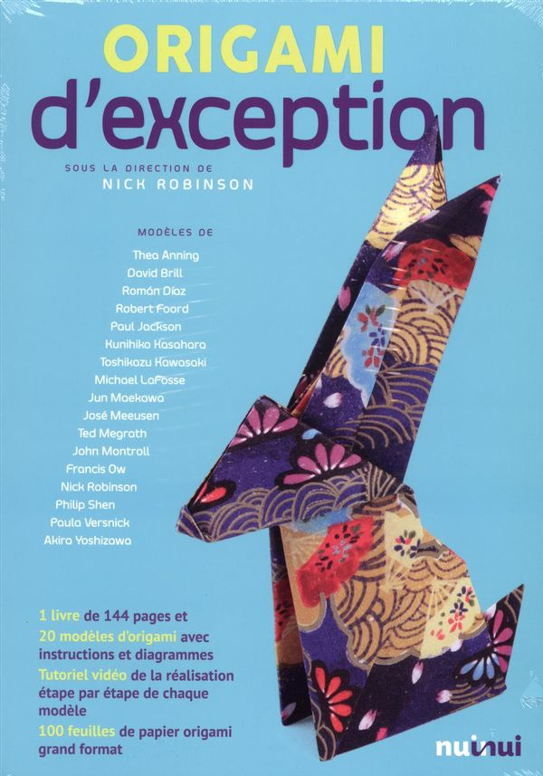 Origami d'exceptions