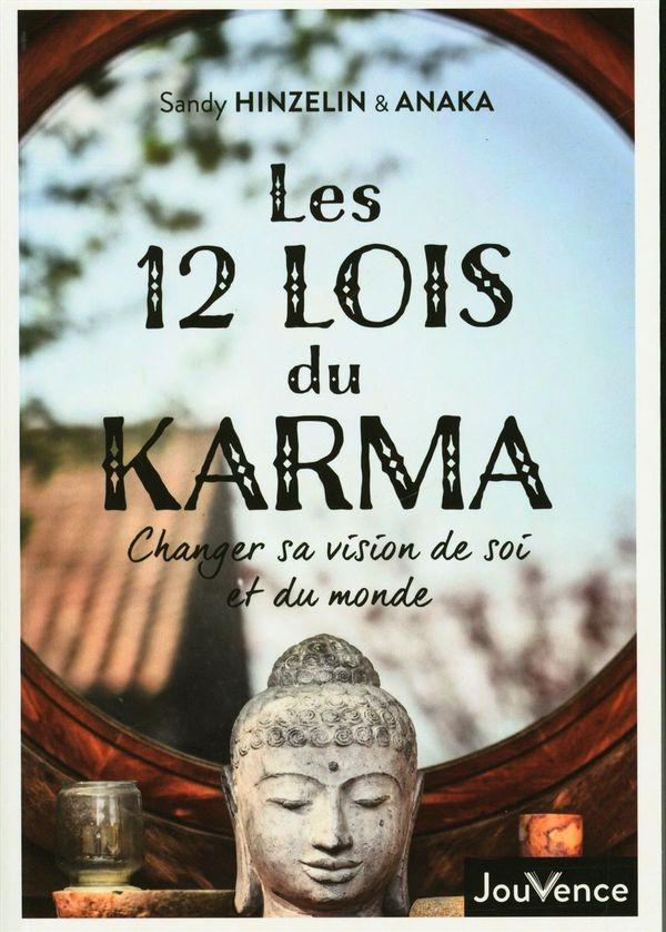 Les 12 lois du karma : Changer sa vision de soi et du monde