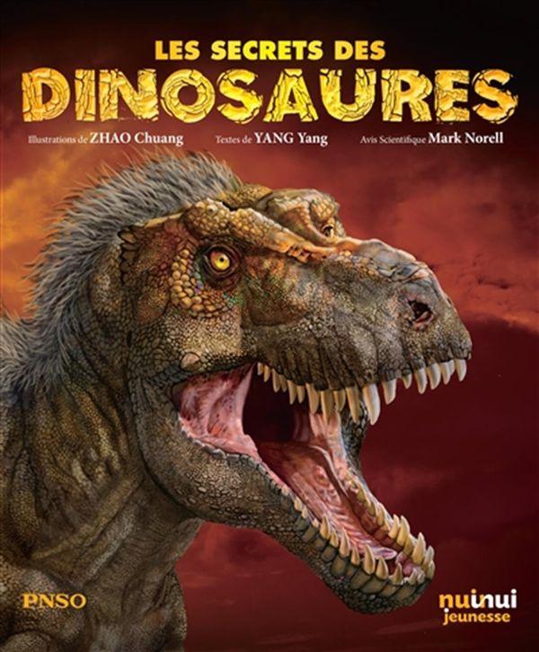 Les secrets des dinosaures