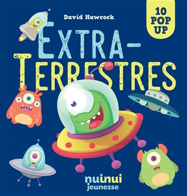 Extra-Terrestres 10 pop up