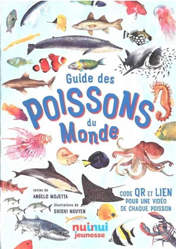 Guide des poissons du Monde