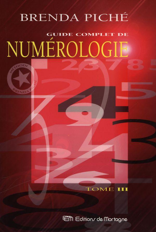 Guide complet de numérologie 3
