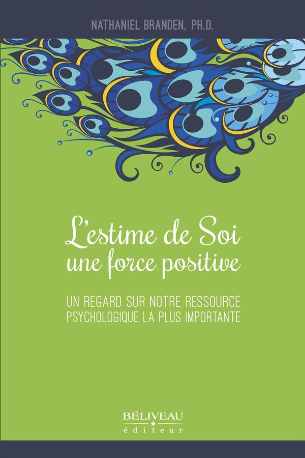 Estime de soi, une force positive L'