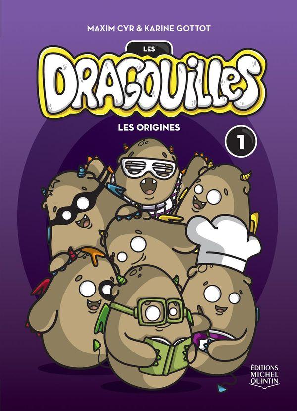 Dragouilles 01 : Les origines