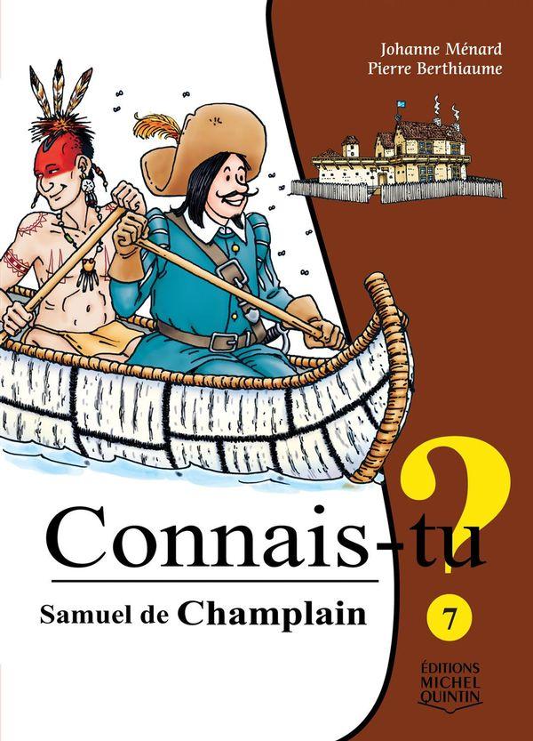 Samuel de Champlain 07