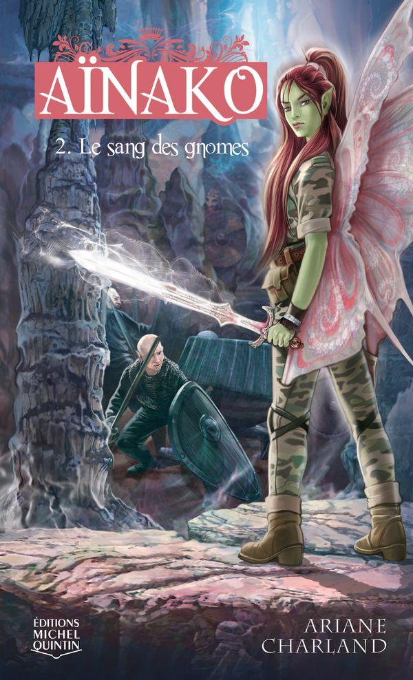 Aïnako 02 : Le sang des gnomes