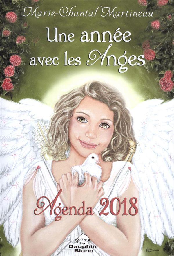 Une année avec les anges : Agenda 2018