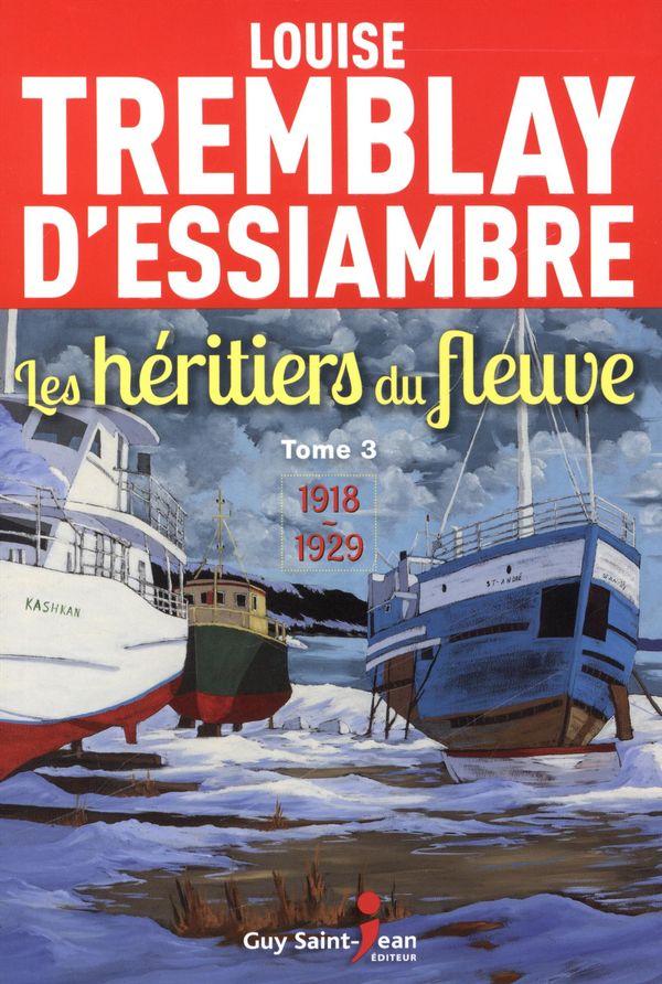 Les héritiers du fleuve 03 : 1918-1929