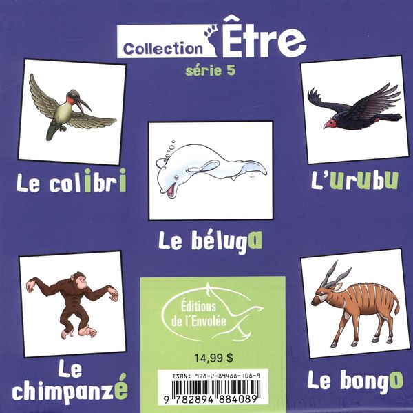 Etre - Série 5